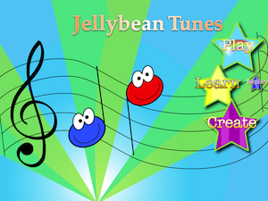 Jellybean Tunes by Jellybean Tunes
